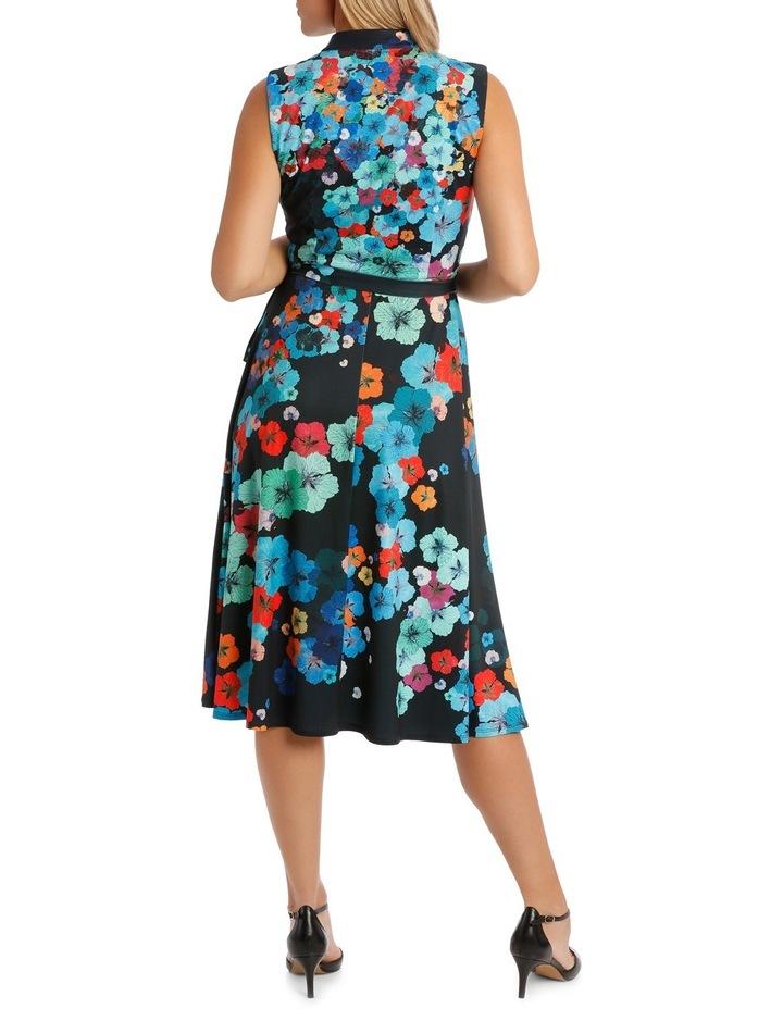 Kaleidoscope Sleeveless Shirtmaker Dress image 3