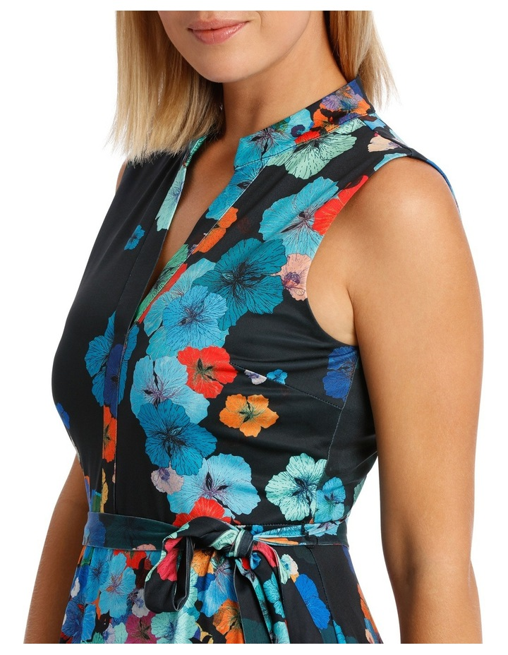 Kaleidoscope Sleeveless Shirtmaker Dress image 4