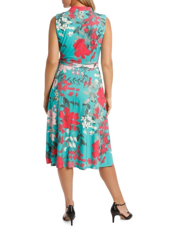 Tutti Fruity Sleeveless Shirtmaker Dress image 3