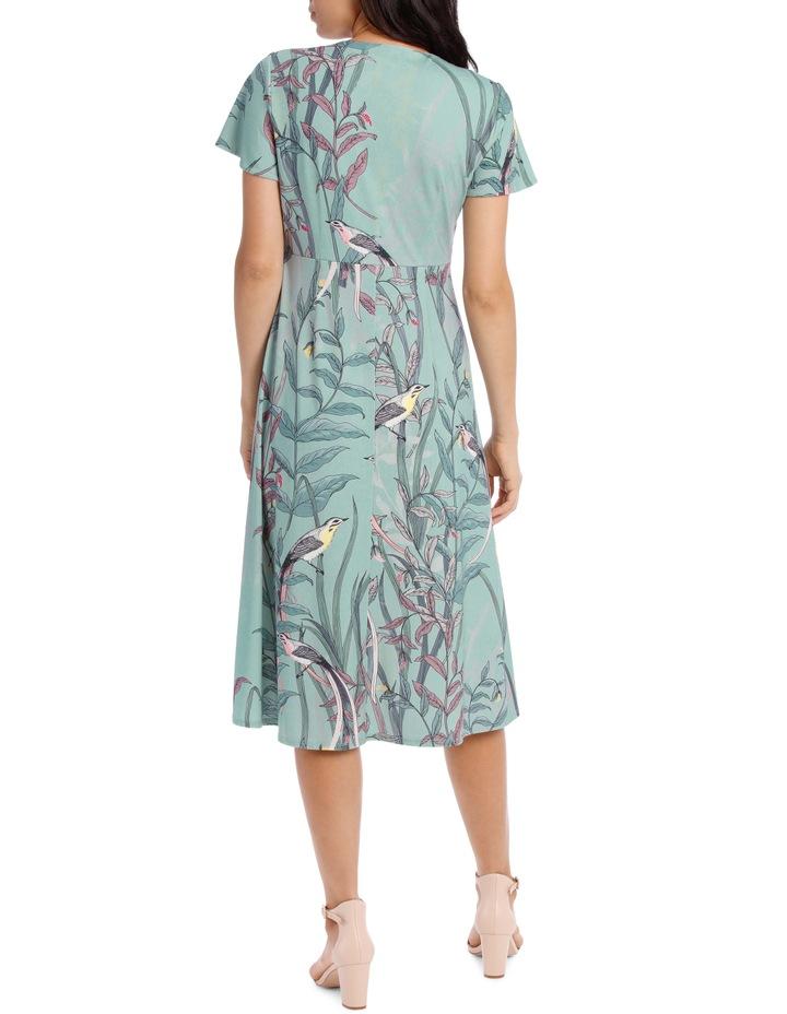 Lyrebird Gathered Bodice Dress image 3