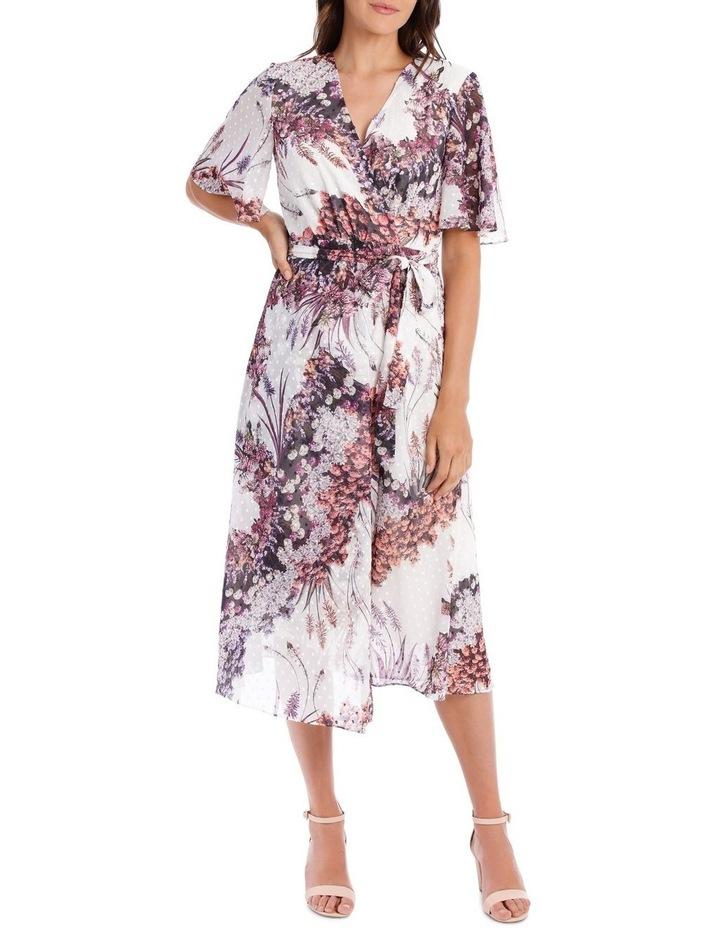 Cry Me A River Kimono Sleeve Wrap Dress image 1