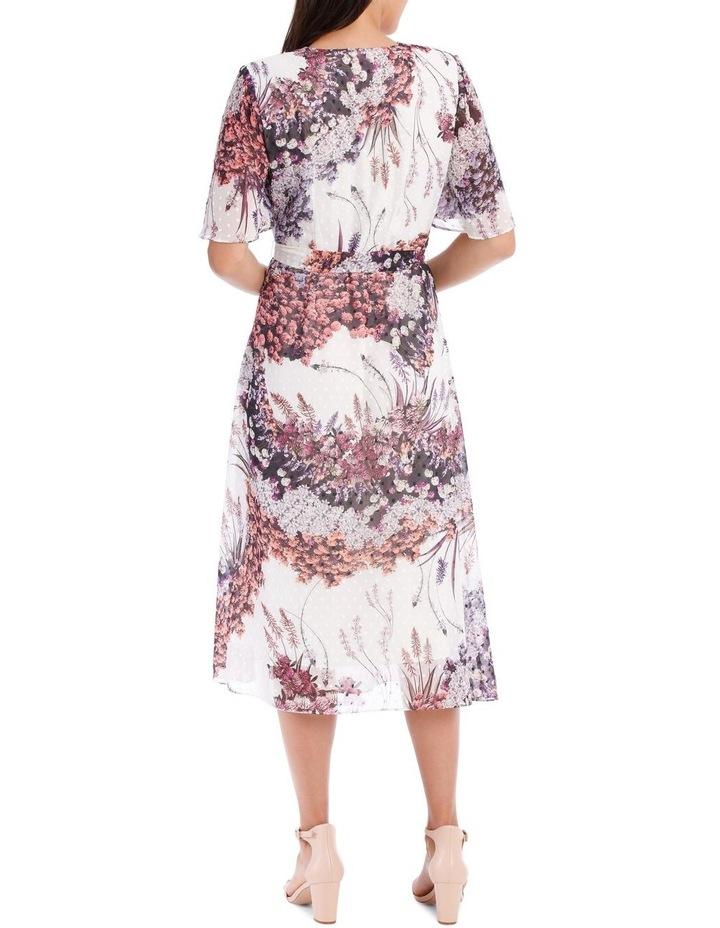 Cry Me A River Kimono Sleeve Wrap Dress image 2