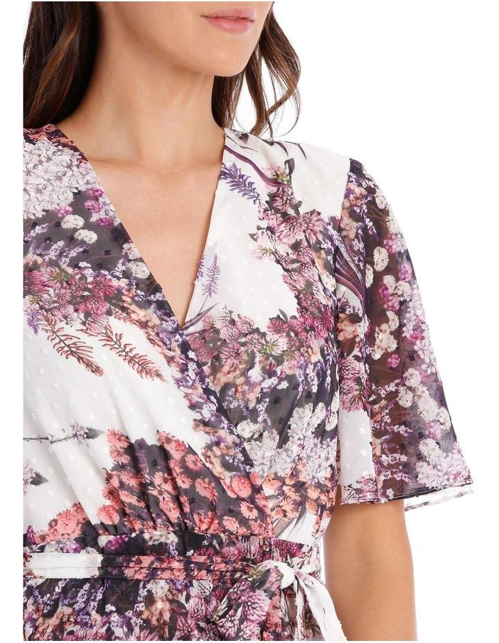 Cry Me A River Kimono Sleeve Wrap Dress image 3