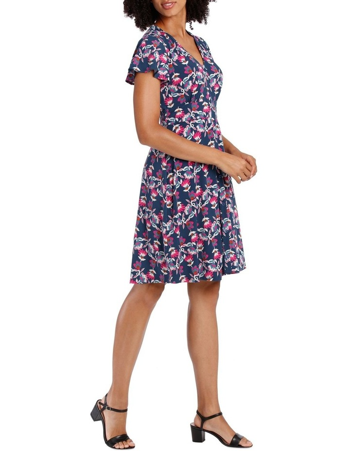 Airforce  Multi Leaf Shirtmaker Dress image 2