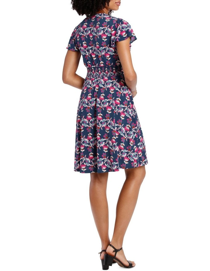 Airforce  Multi Leaf Shirtmaker Dress image 3