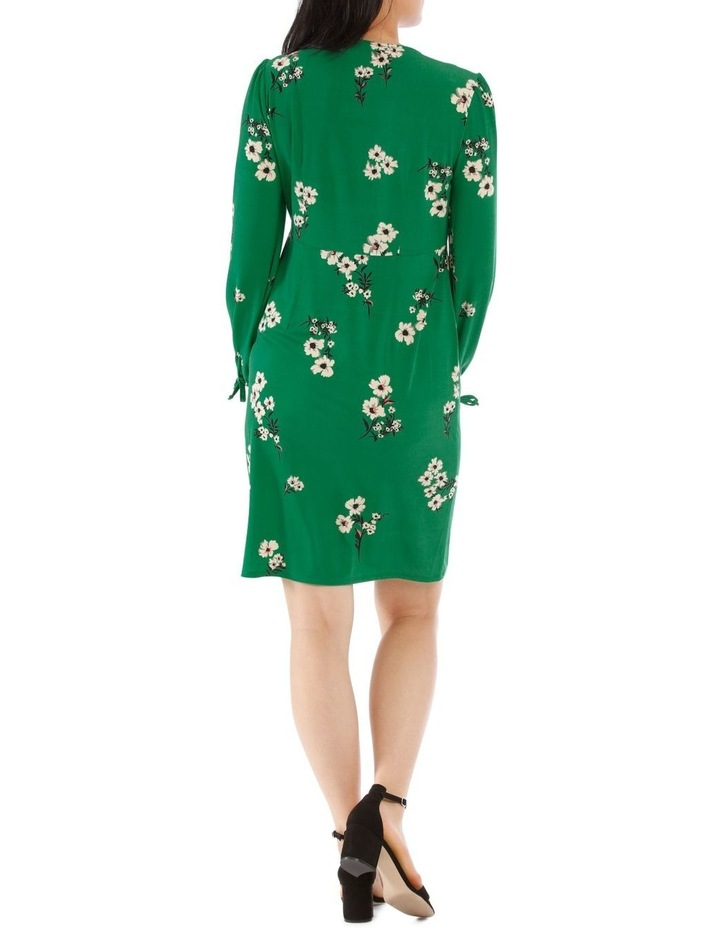 Emerald Spring U Wire Neck Dress image 3