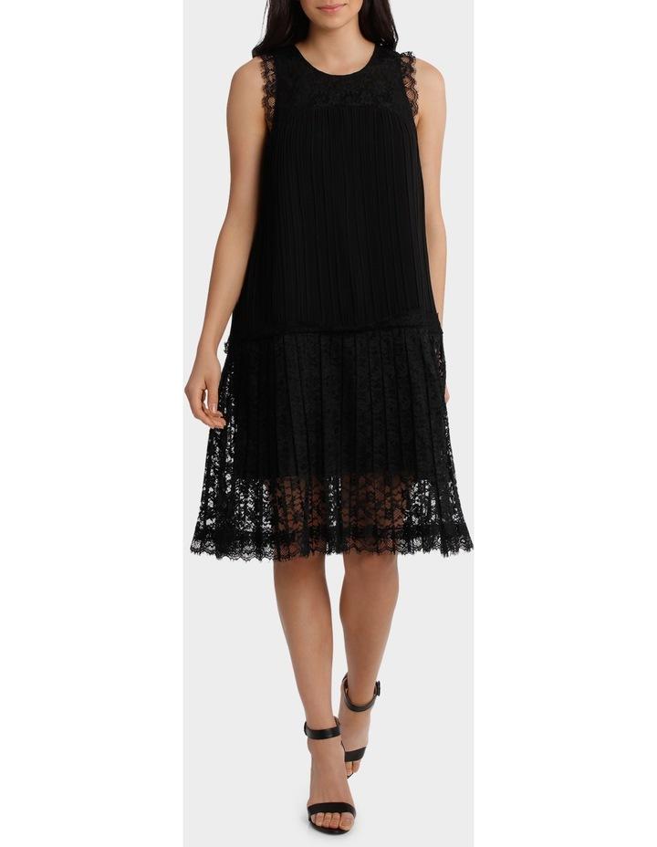 Black Lace Dress image 1