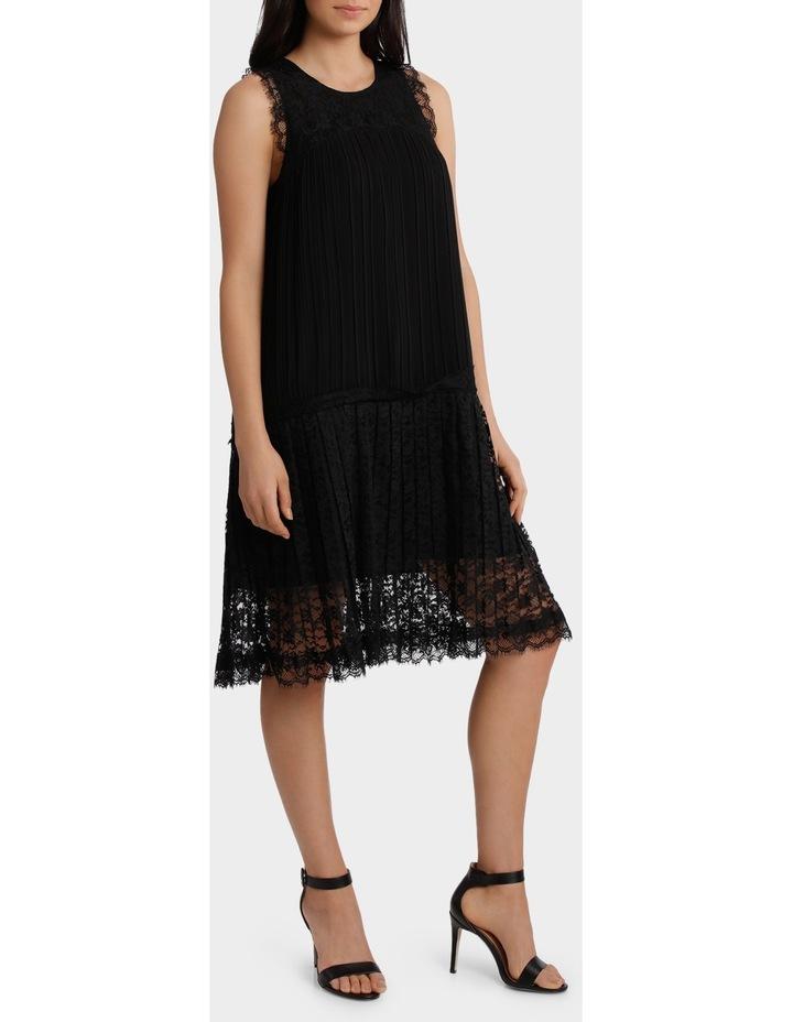 Black Lace Dress image 2