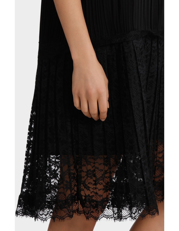 Black Lace Dress image 4