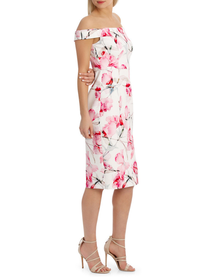 Canalilly Light Print Dress image 2
