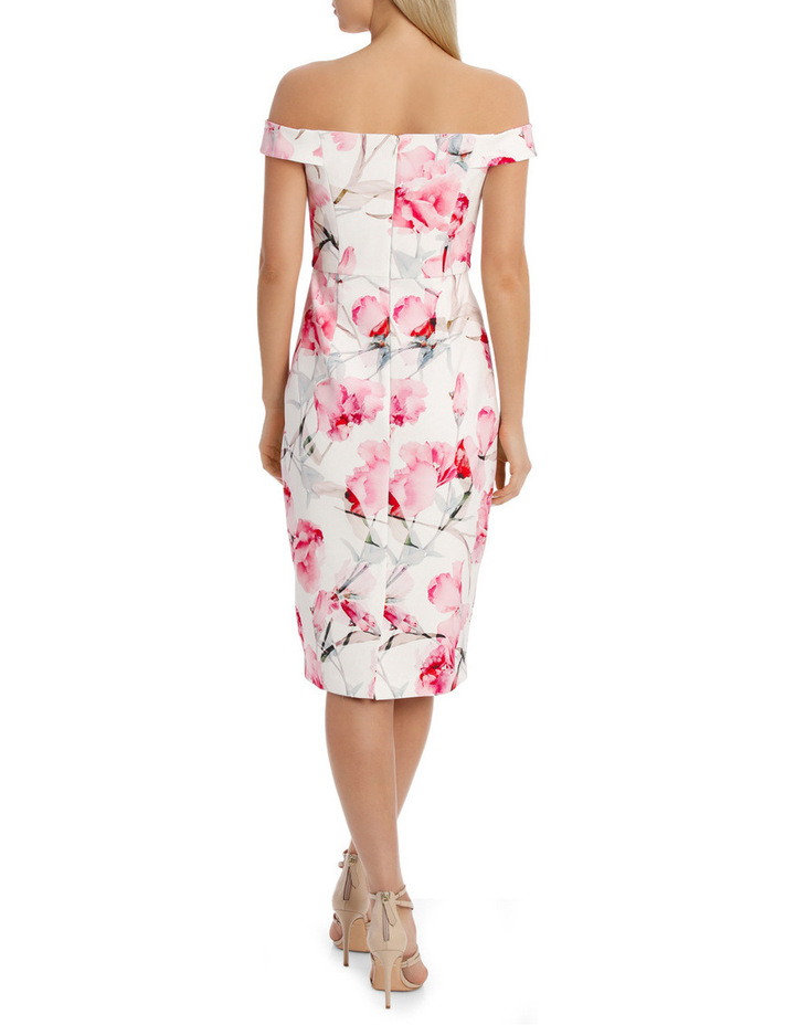 Canalilly Light Print Dress image 3