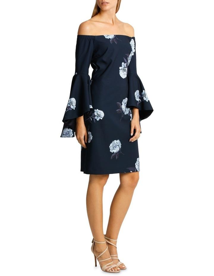 Off-Shoulder Inifinity Floral Dress image 2