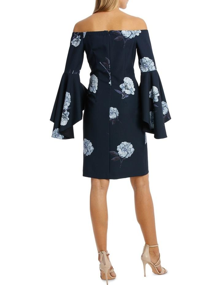 Off-Shoulder Inifinity Floral Dress image 3