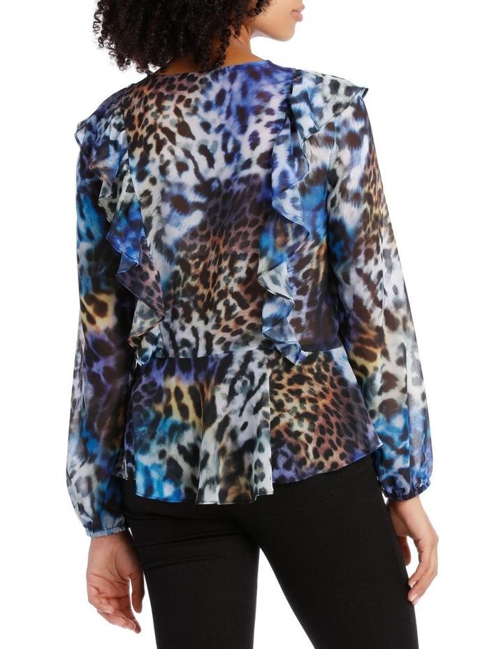 Kaleidoscope Leopard Top image 3