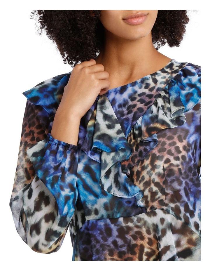 Kaleidoscope Leopard Top image 4