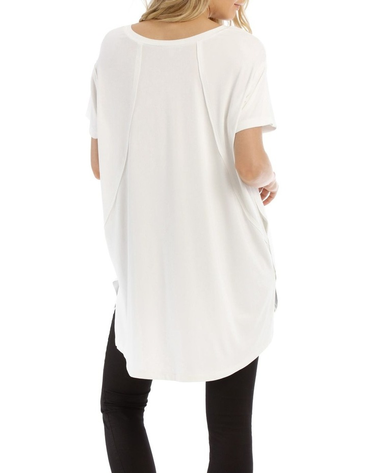 V-Neck Animal T Shirt image 3
