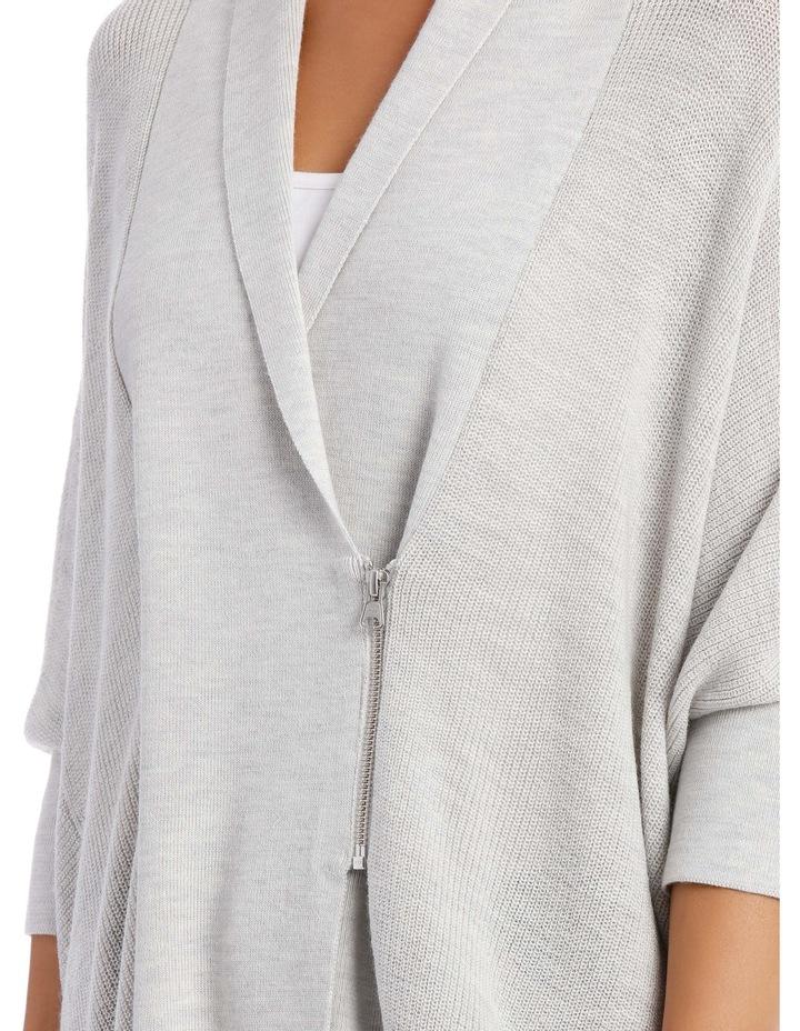 Earl Grey Shawl Collar Cardigan image 4