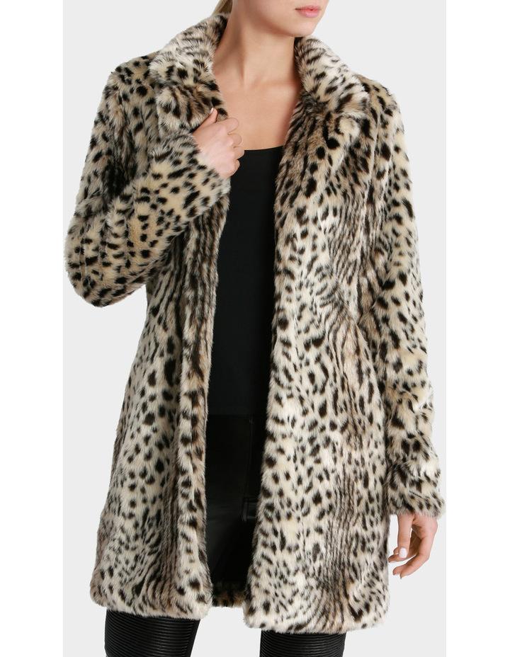 Snow Lynx Coat image 1