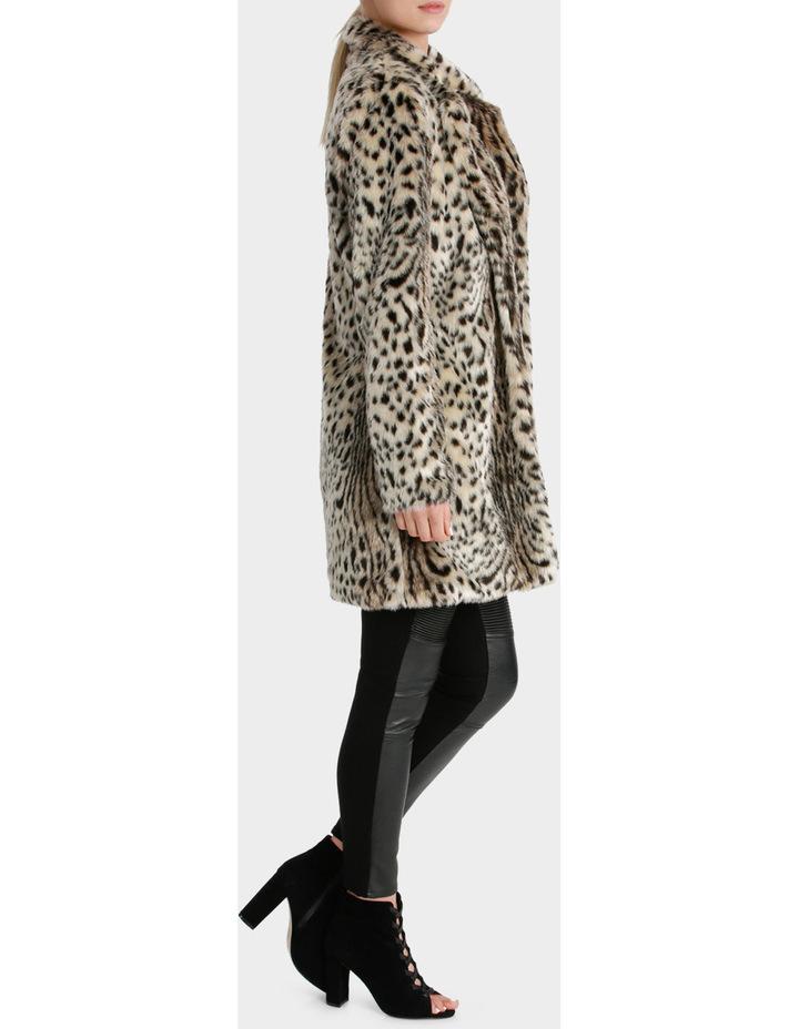 Snow Lynx Coat image 2