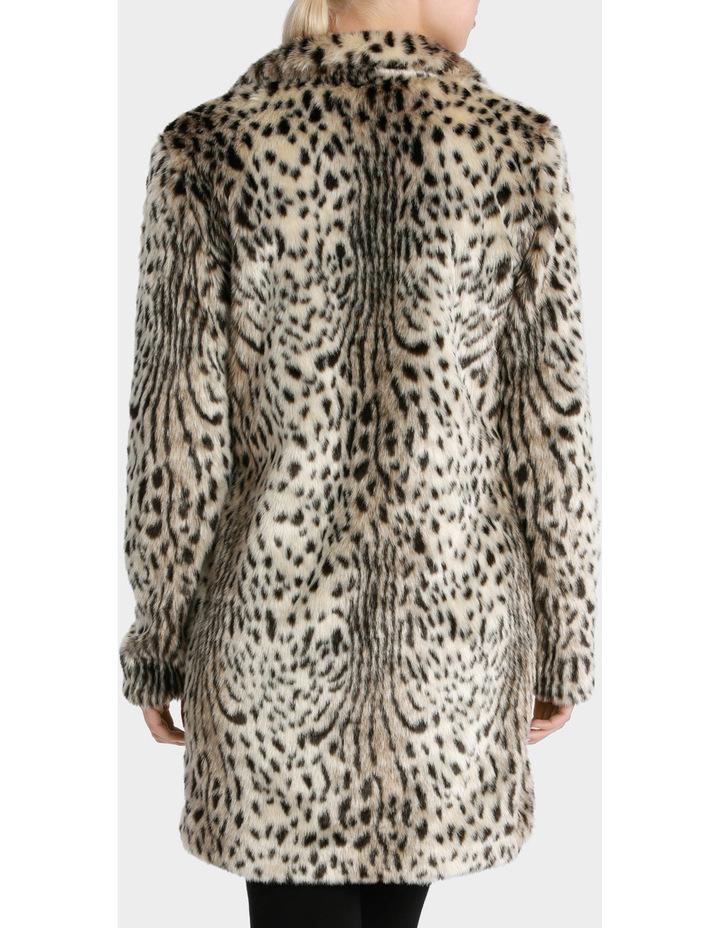 Snow Lynx Coat image 3