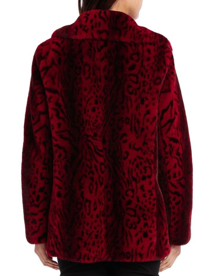 Red Leopard Jacket image 3