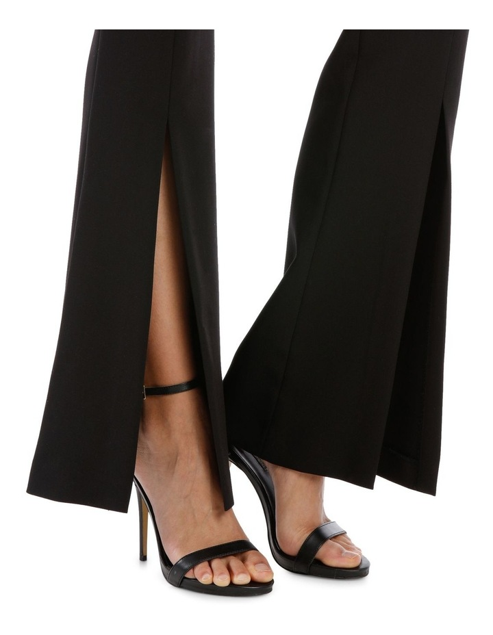 Split Front Flare Pant image 4