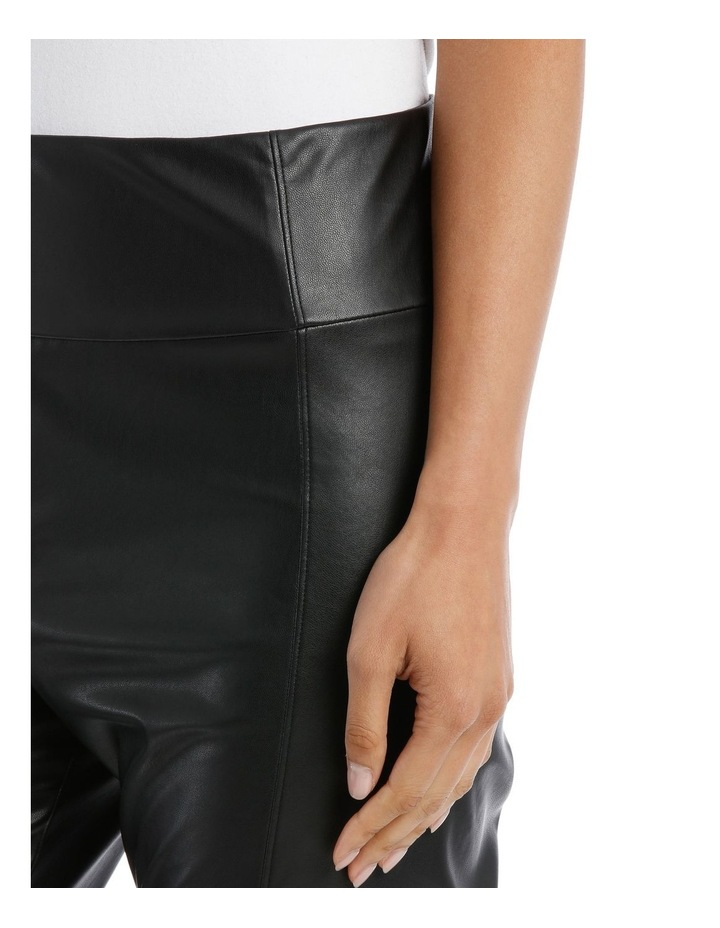 Stretch Pleather Pant image 2