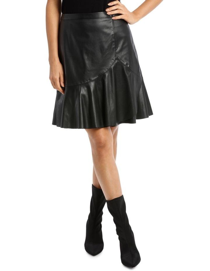 Pu Flip Skirt image 1