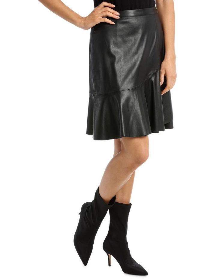 Pu Flip Skirt image 2