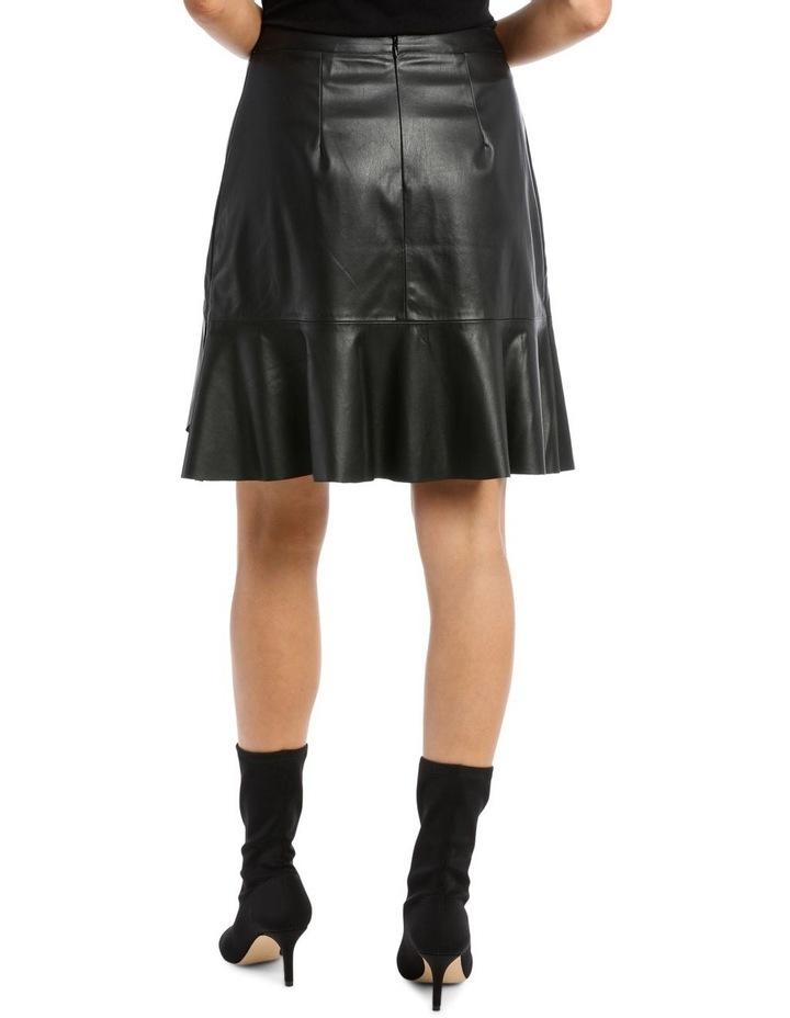Pu Flip Skirt image 3