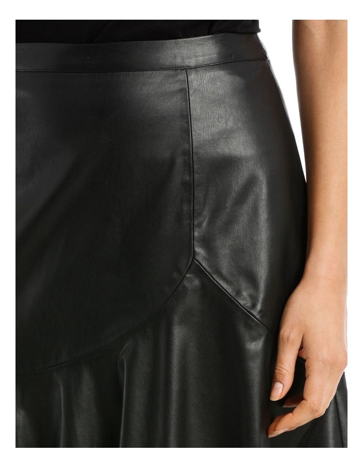 Pu Flip Skirt image 4