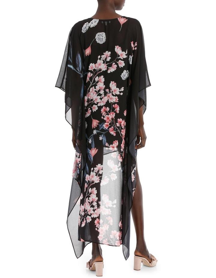 Olivia Oriental Blossom Kaftan image 3
