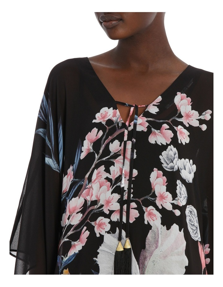 Olivia Oriental Blossom Kaftan image 4