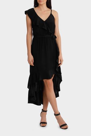 Wayne Cooper - Flamenco Frill Dress