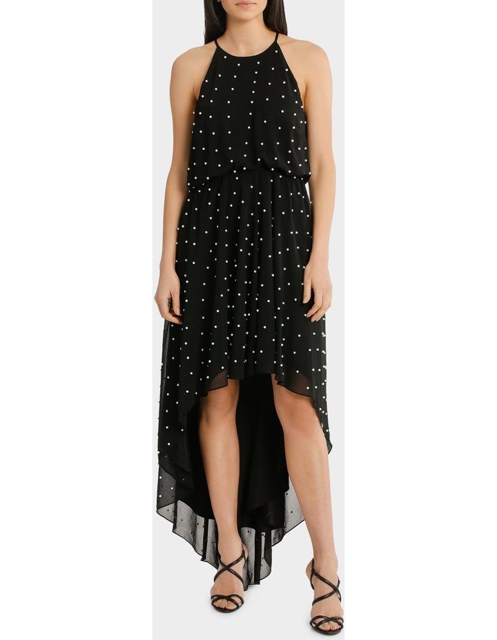 Pearl Halter Dress image 1