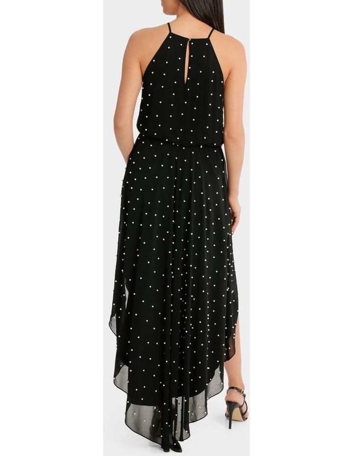 Pearl Halter Dress image 3