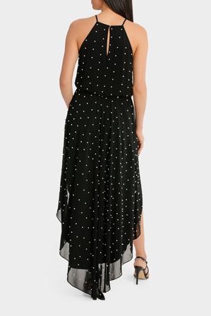 Wayne Cooper - Pearl Halter Dress
