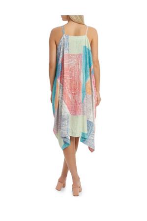 Wayne Cooper - Crayon Assymetric Dress