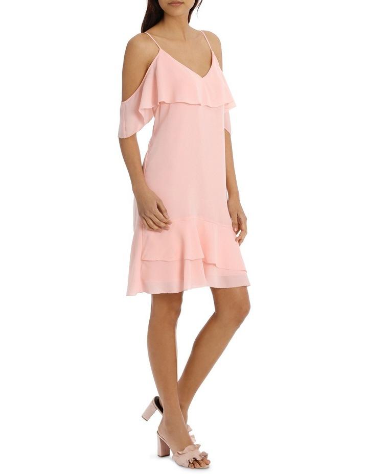 Double Ruffle Flip Dress image 2