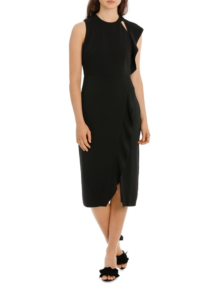 Assymetric Fitted Dress image 1