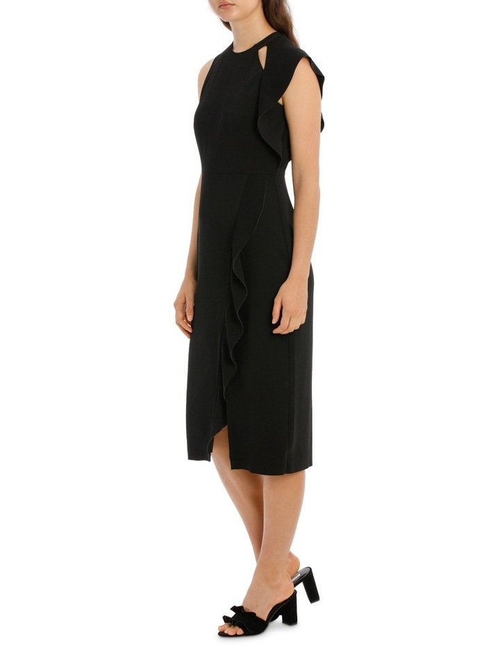 Assymetric Fitted Dress image 2