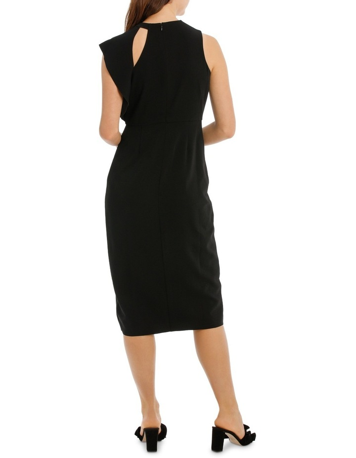 Assymetric Fitted Dress image 3