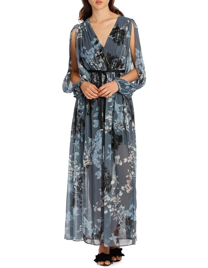 Marie Antioinette Split Detail Maxi Dress image 1
