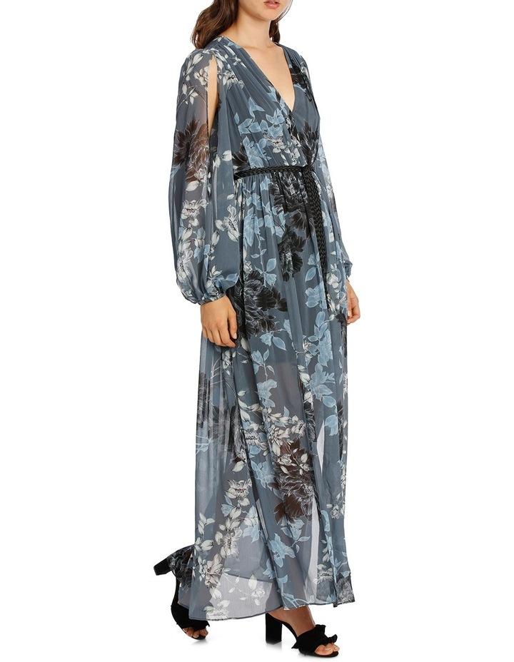 Marie Antioinette Split Detail Maxi Dress image 2
