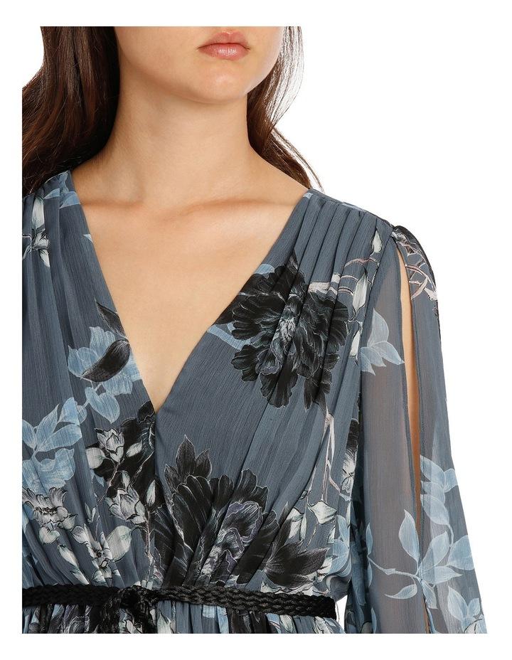 Marie Antioinette Split Detail Maxi Dress image 4
