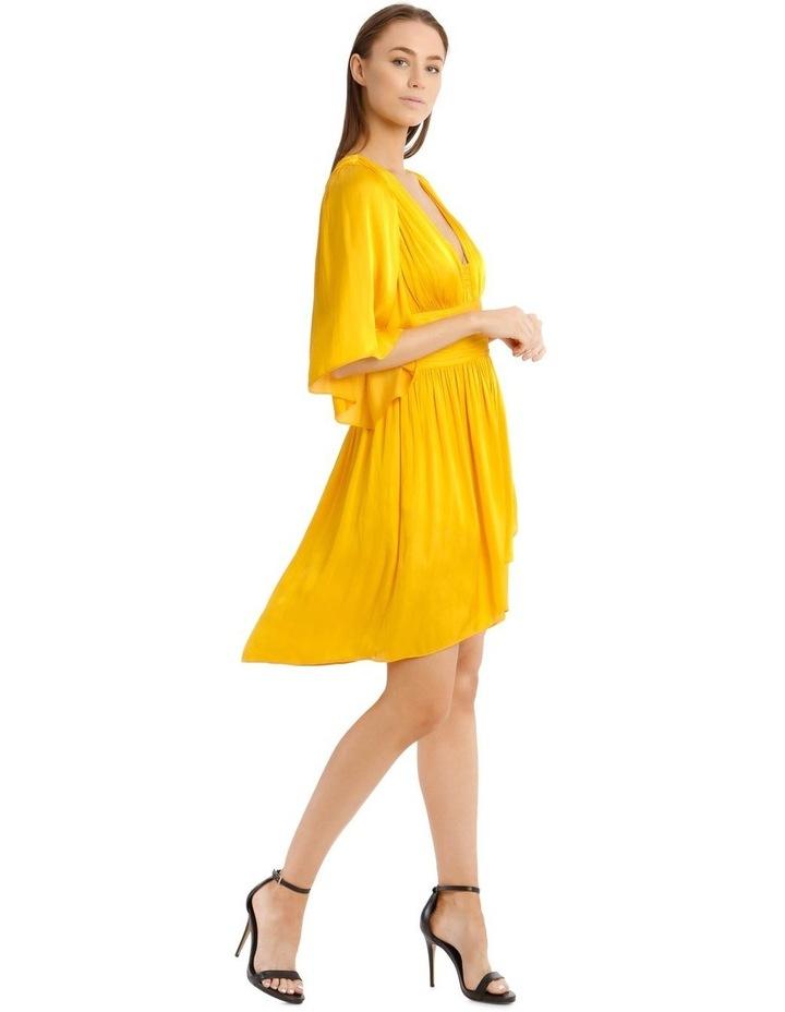 Hi Low Deep Vee Dress image 2
