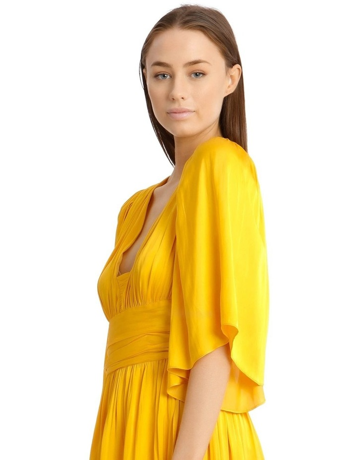 Hi Low Deep Vee Dress image 4