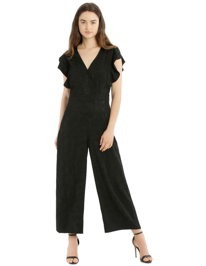 Jumpsuit With Frill Details image 1