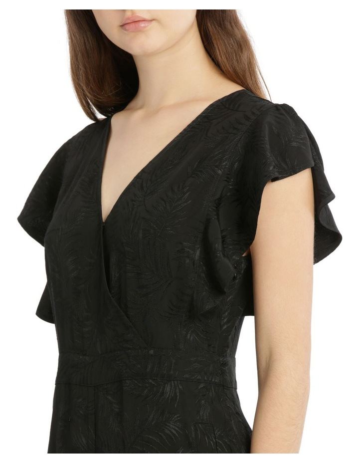 Jumpsuit With Frill Details image 4