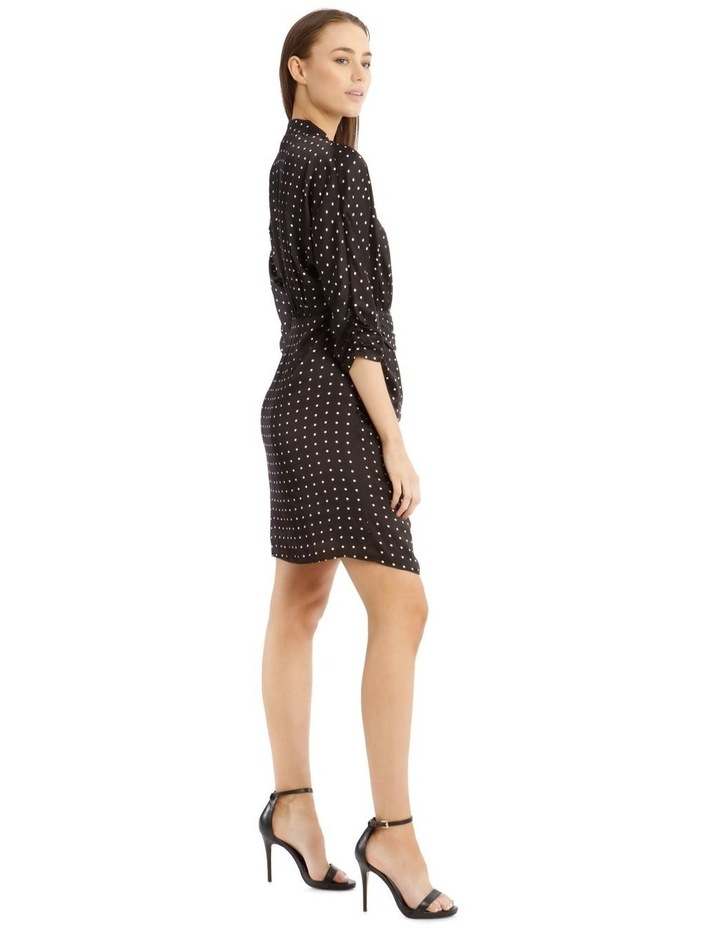 Spot With Eyelet Dress image 2